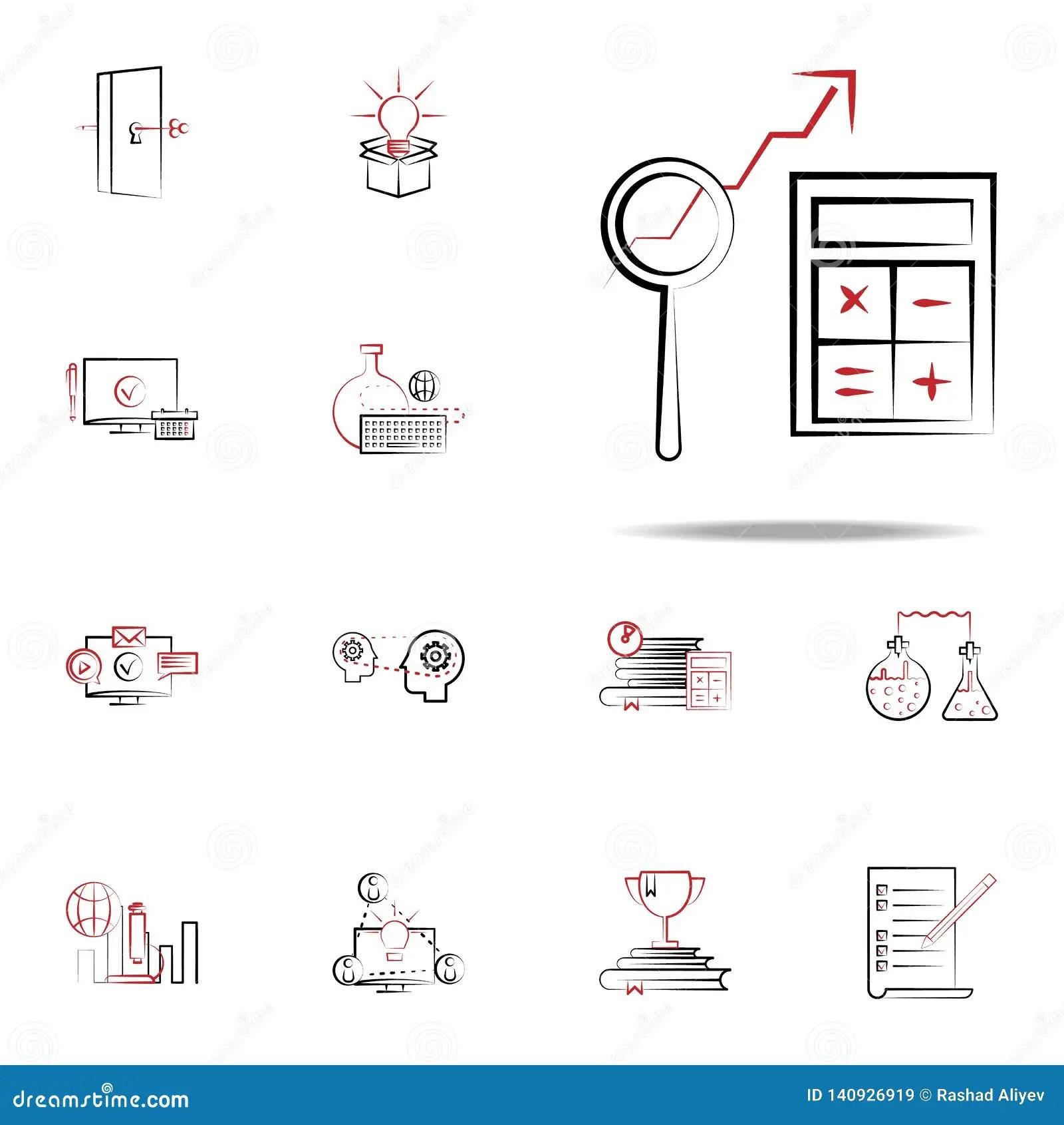 Letter R Worksheet Vector Illustration