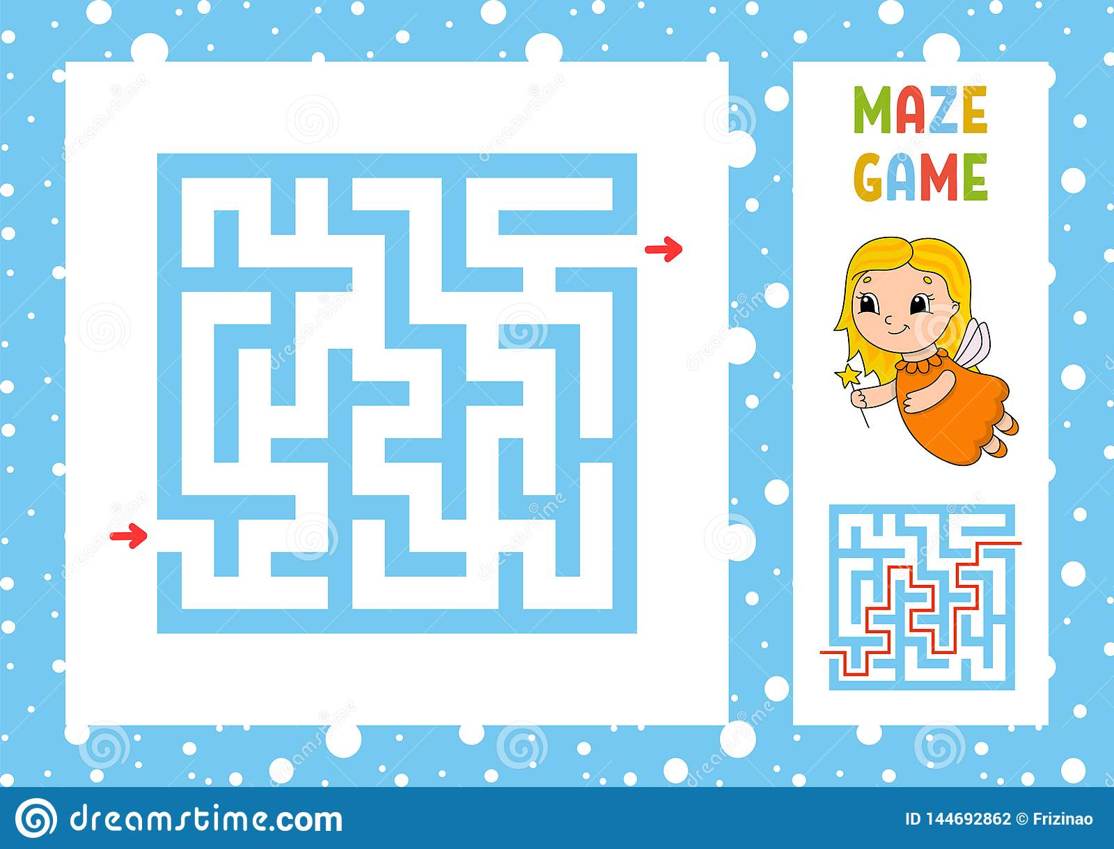 Color Puzzle Games For Kids
