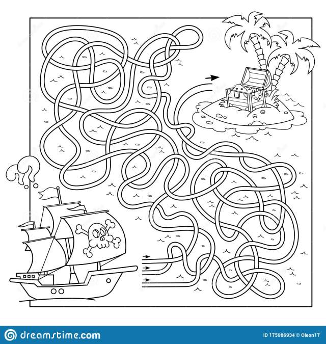 Coloring Island Stock Illustrations – 22,22 Coloring Island Stock