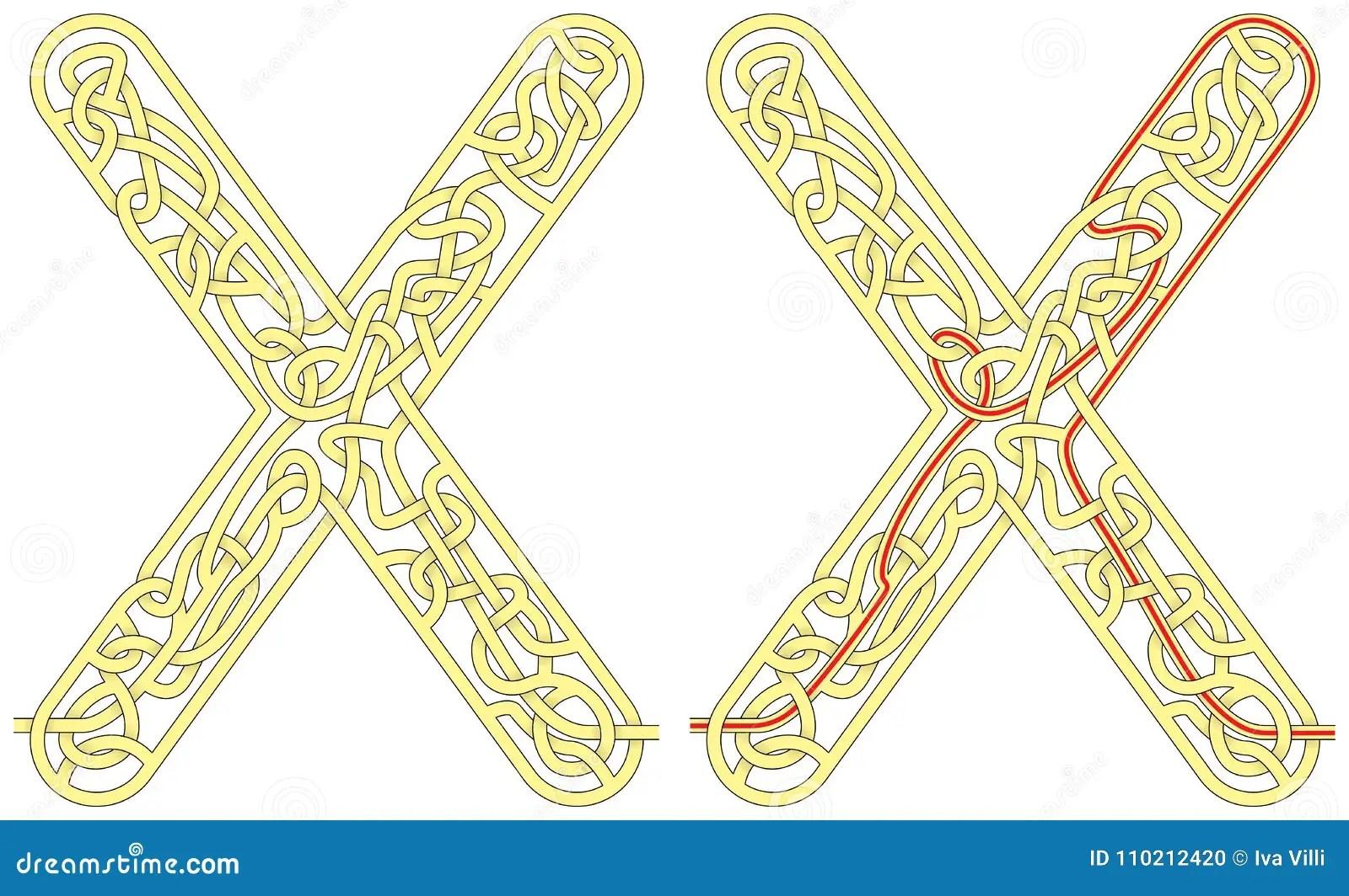 Maze Letter T Stock Illustrations 1 366 Maze Letter T