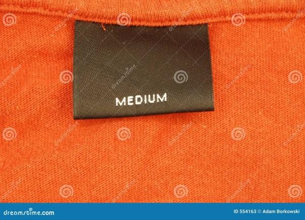 Medium (L) Size Shirt 2 Stock Photos - Image: 554163