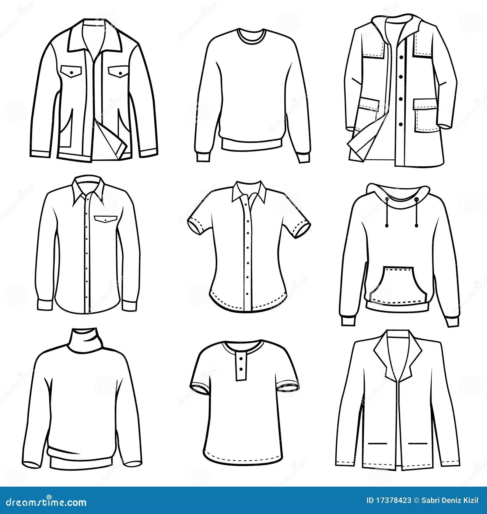 Men S Clothes Stock Photos