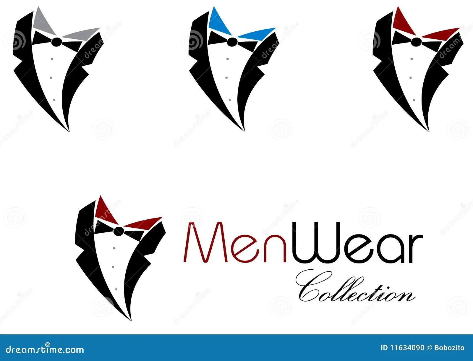 Men Wear 1 Stock Illustration Illustration Of Wear