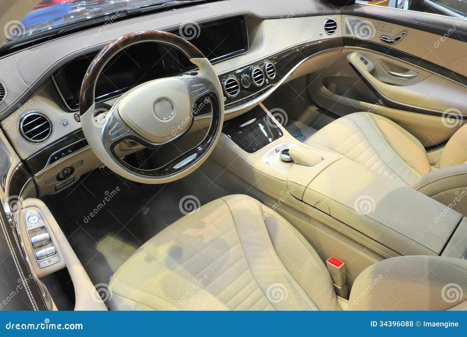 2014 Mercedes Benz S Klasse Luxurious Interior Det Royalty