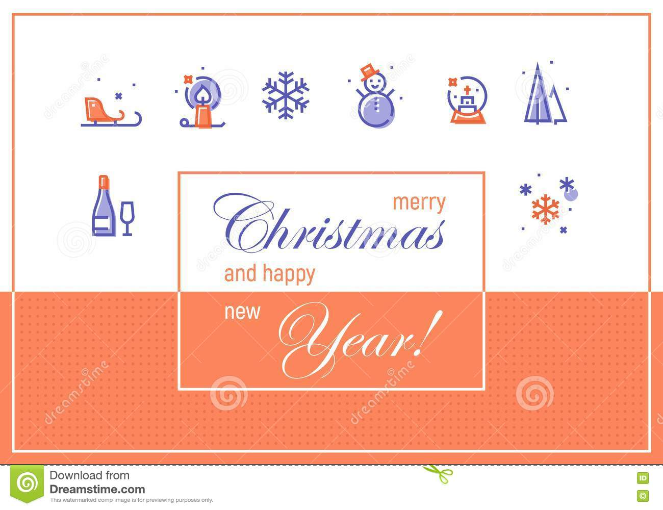 Email New Year Cards Merry Christmas And Happy New Year 2018