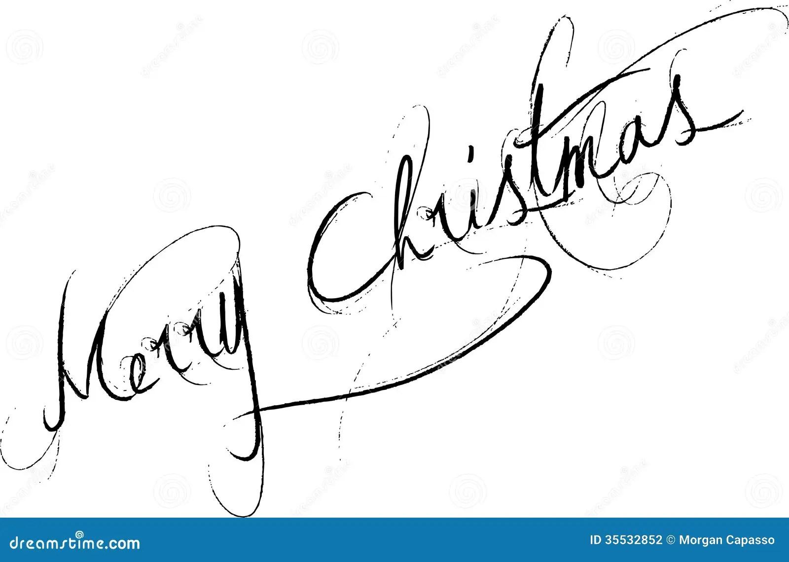 Merry Christmas Stock Vector Illustration Of Christmas