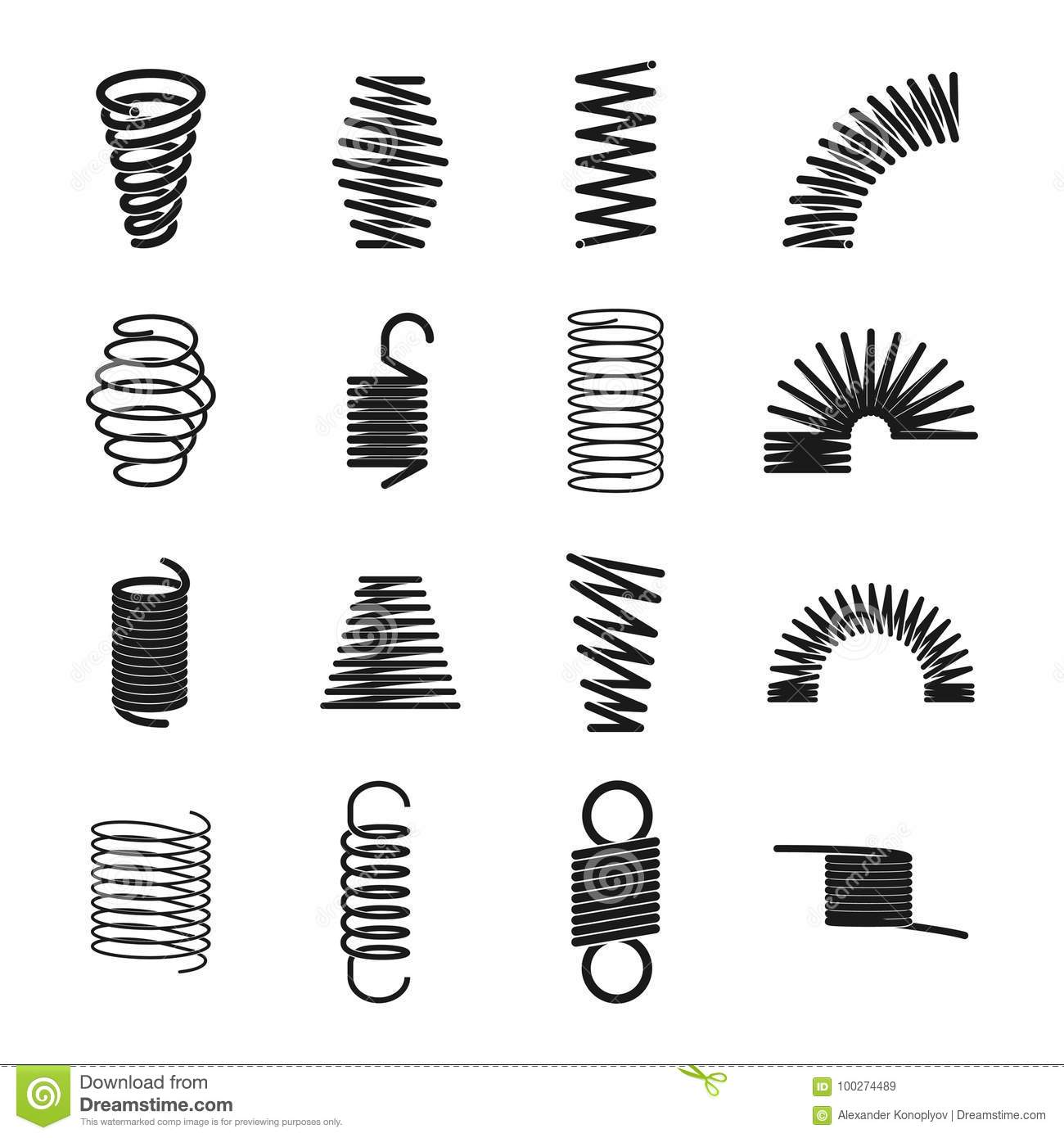 Icon Metal Gear With Cogs And Four Spokes Cartoon Vector