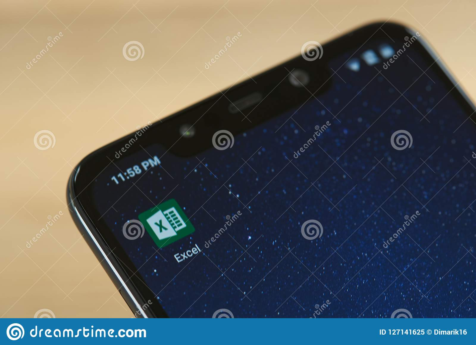 Microsoft Excel Icon Editorial Image Image Of Smart