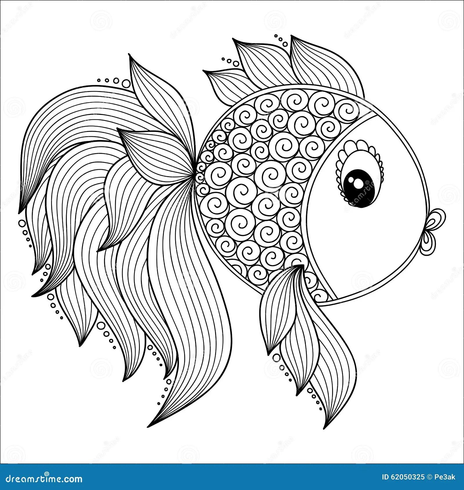 Poissons Mignons Stock Illustrations Vecteurs Amp Clipart