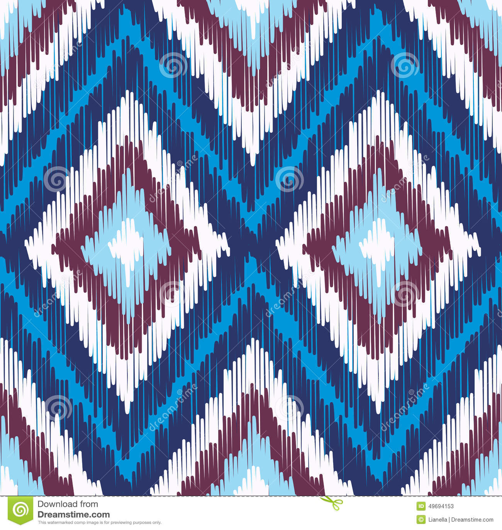 modele sans couture ethnique moderne abstrait de tissu illustration de vecteur illustration du ethnique abstrait 49694153