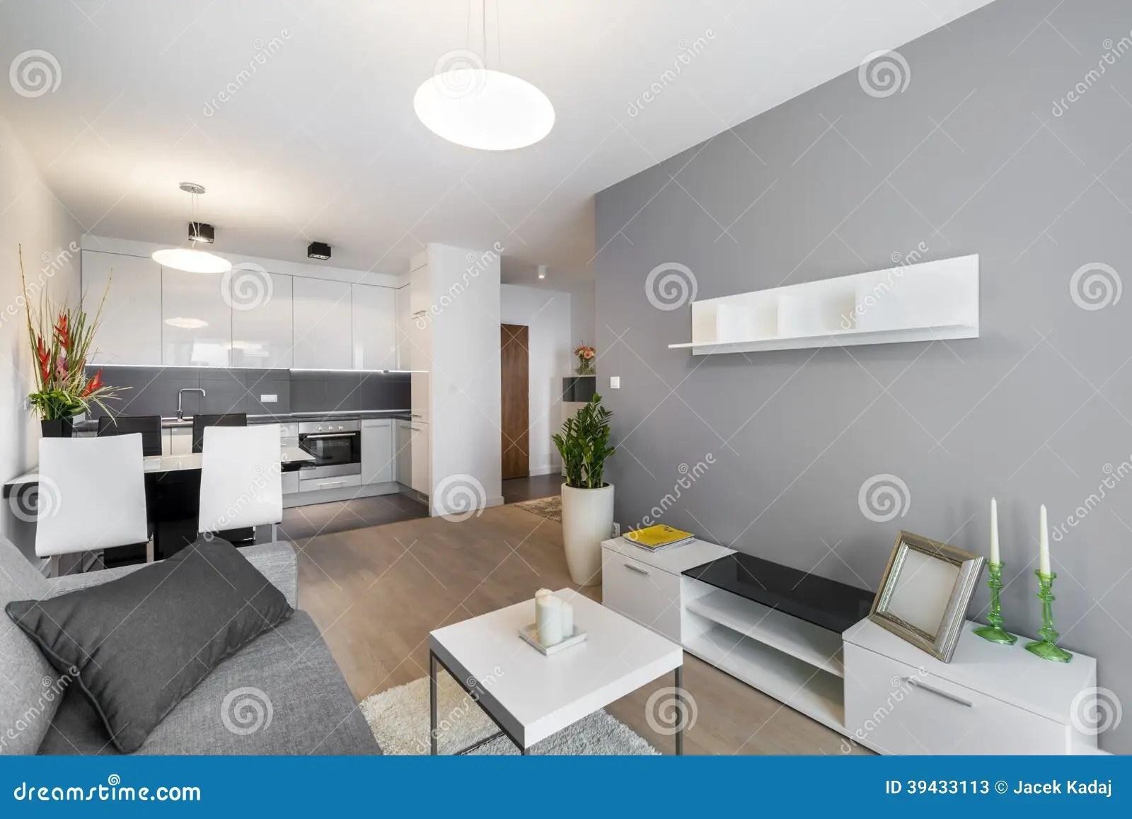 Modern Interior Design Living Room Stock Image Of Luxury