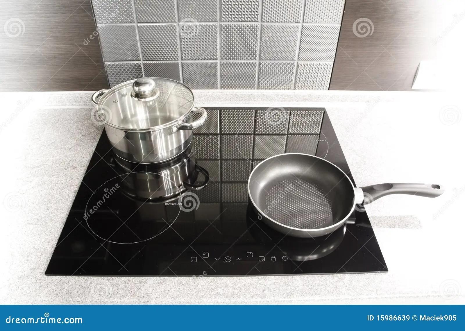 Modern White And Wood Kitchen