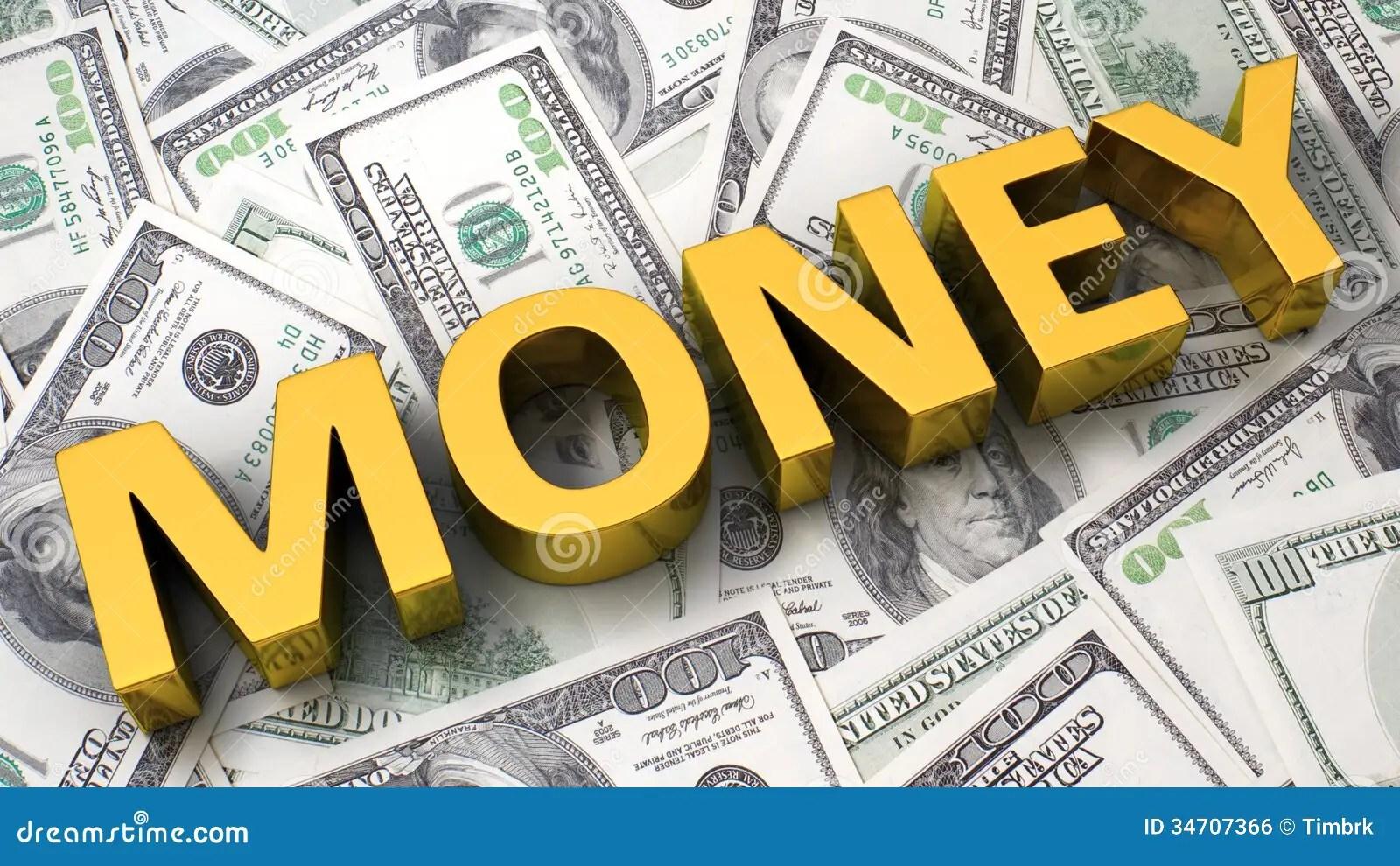 Money Background Stock Illustration Illustration Of Rate