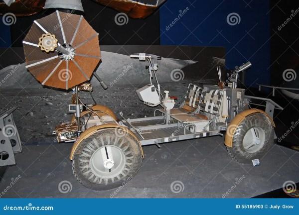 Moon Buggy, The U.S. Apollo Lunar Roving Vehicle Editorial ...