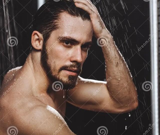 Morning Shower Showerning Brutal Guy