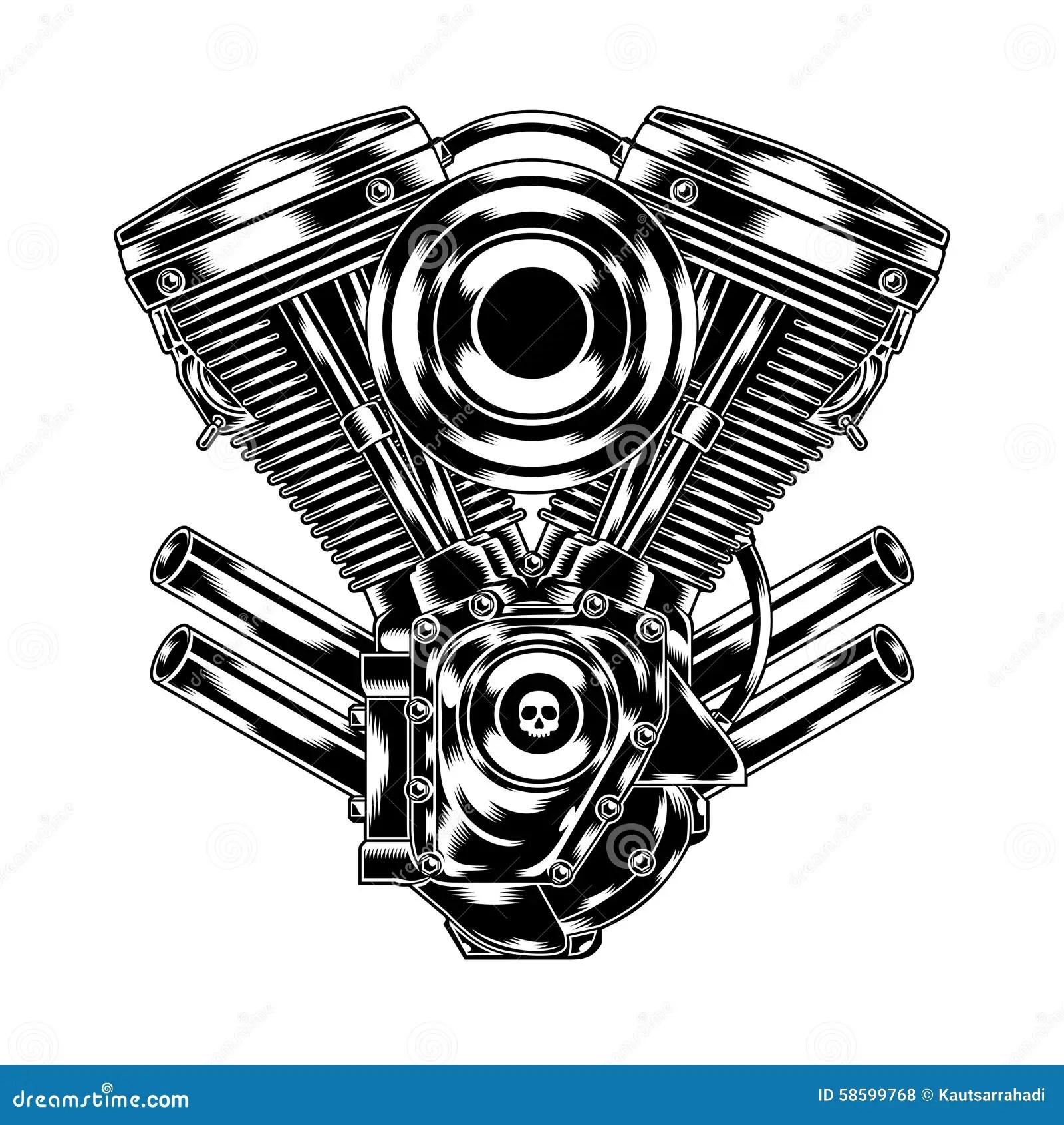 Silnik Stockowych Ilustracji Wektorow Amp Klipartow