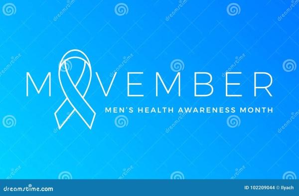 Movember Men Health Man Prostate Cancer Awareness November ...