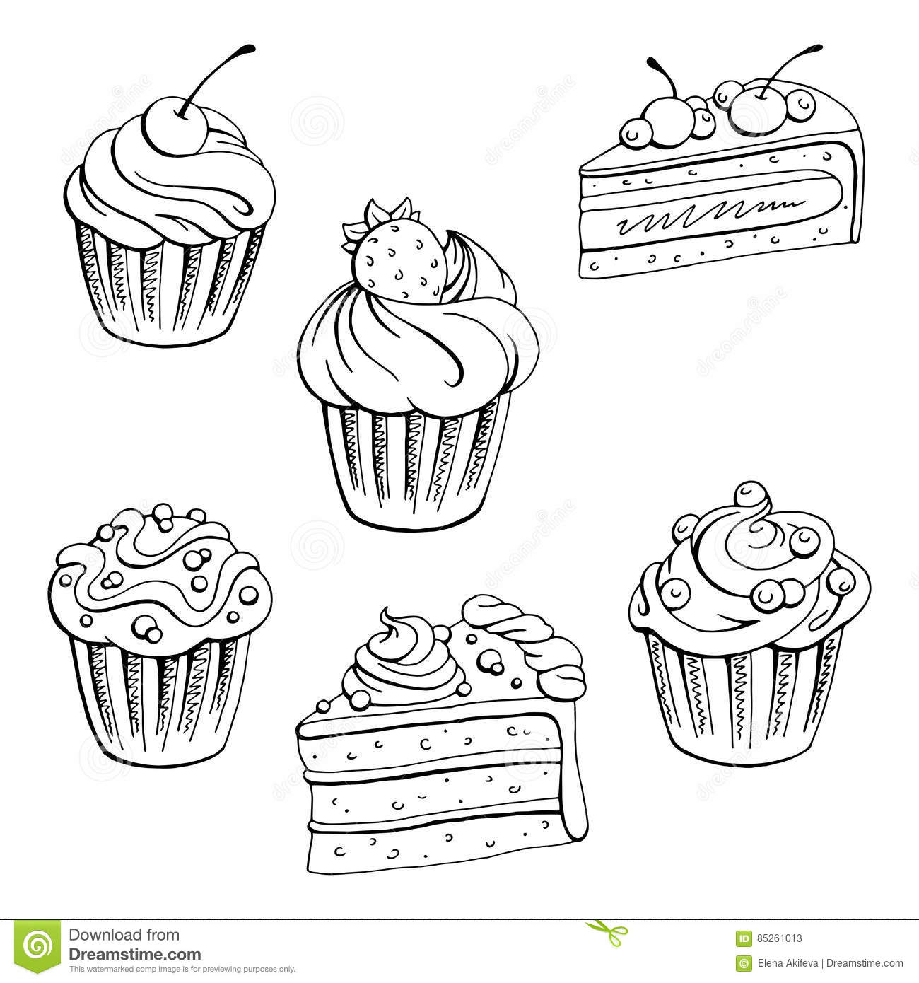 Cupcake Clipart Free Download