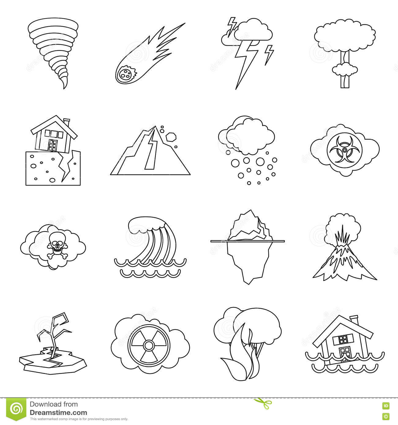 Flood Cartoons Illustrations Amp Vector Stock Images