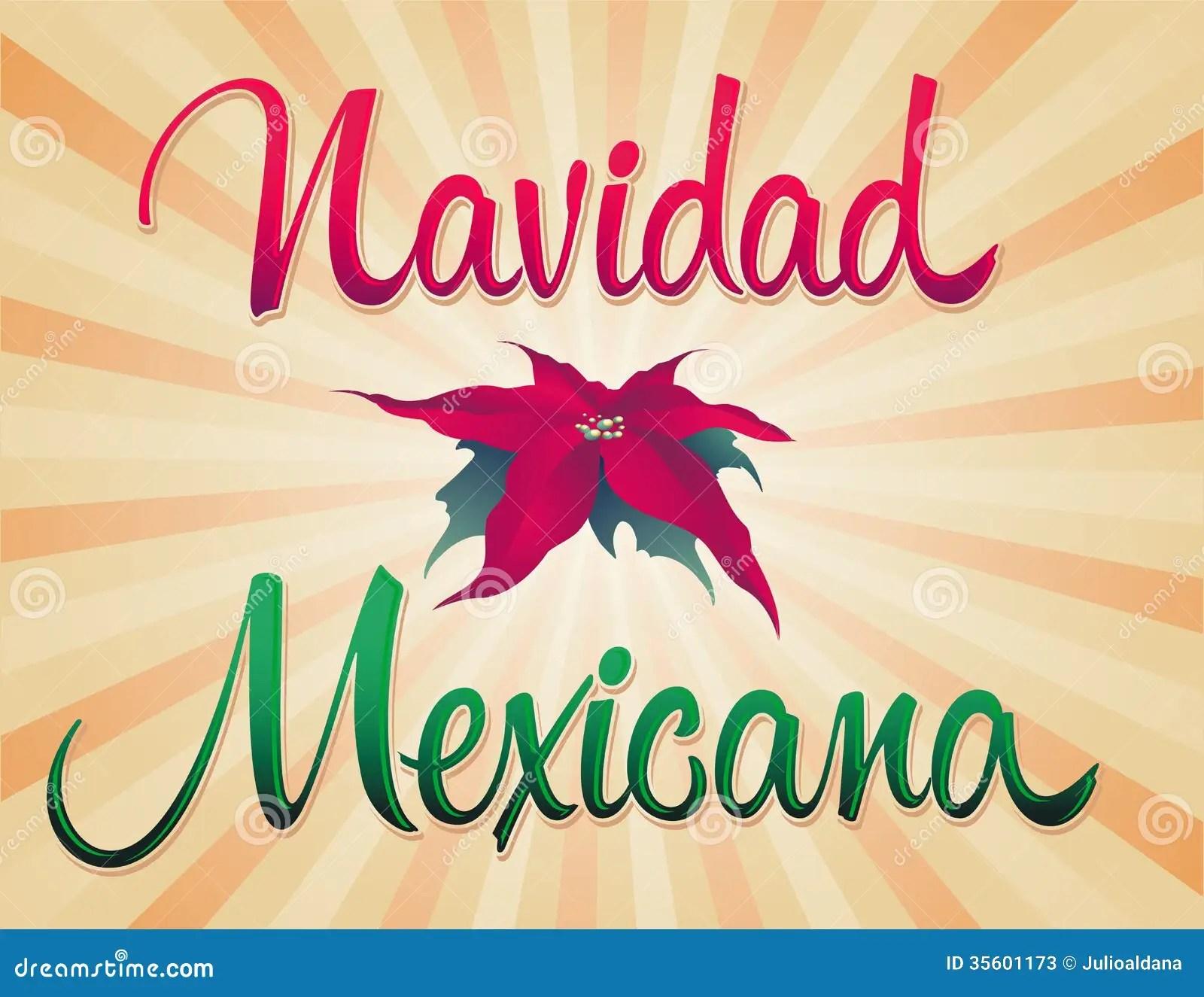 Navidad Mexicana Stock Photos Image 35601173