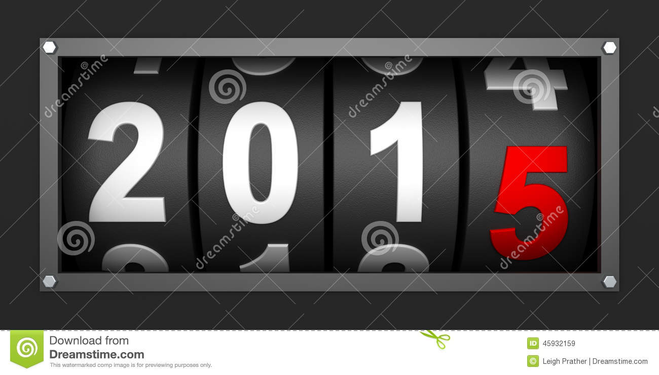 2015 New Year Countdown Timer Stock Illustration   Illustration of     Download 2015 New Year Countdown Timer Stock Illustration   Illustration of  season  event  45932159