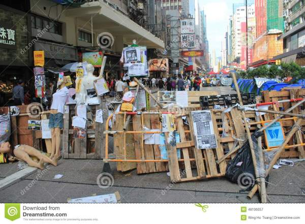 New Year Marches 2014 In Hong Kong Editorial Photography ...