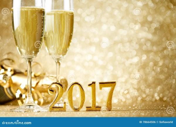 New Years Eve Celebration Stock Photo - Image: 78664506