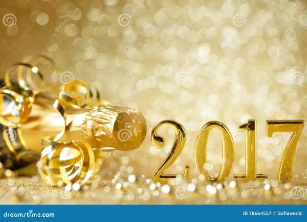 New Years Eve Celebration Stock Photo - Image: 78664557