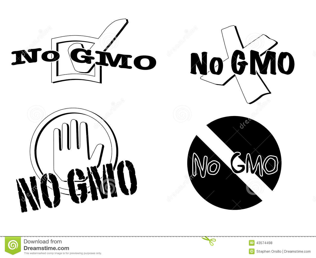 Diagram Of Gmo Vector