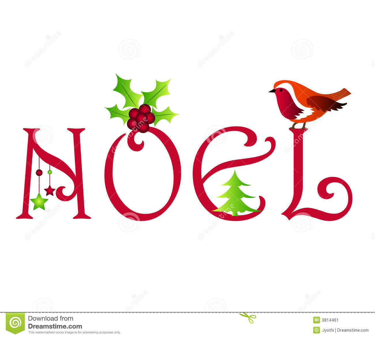 Noel Design Stock Illustration Image Of Traditional
