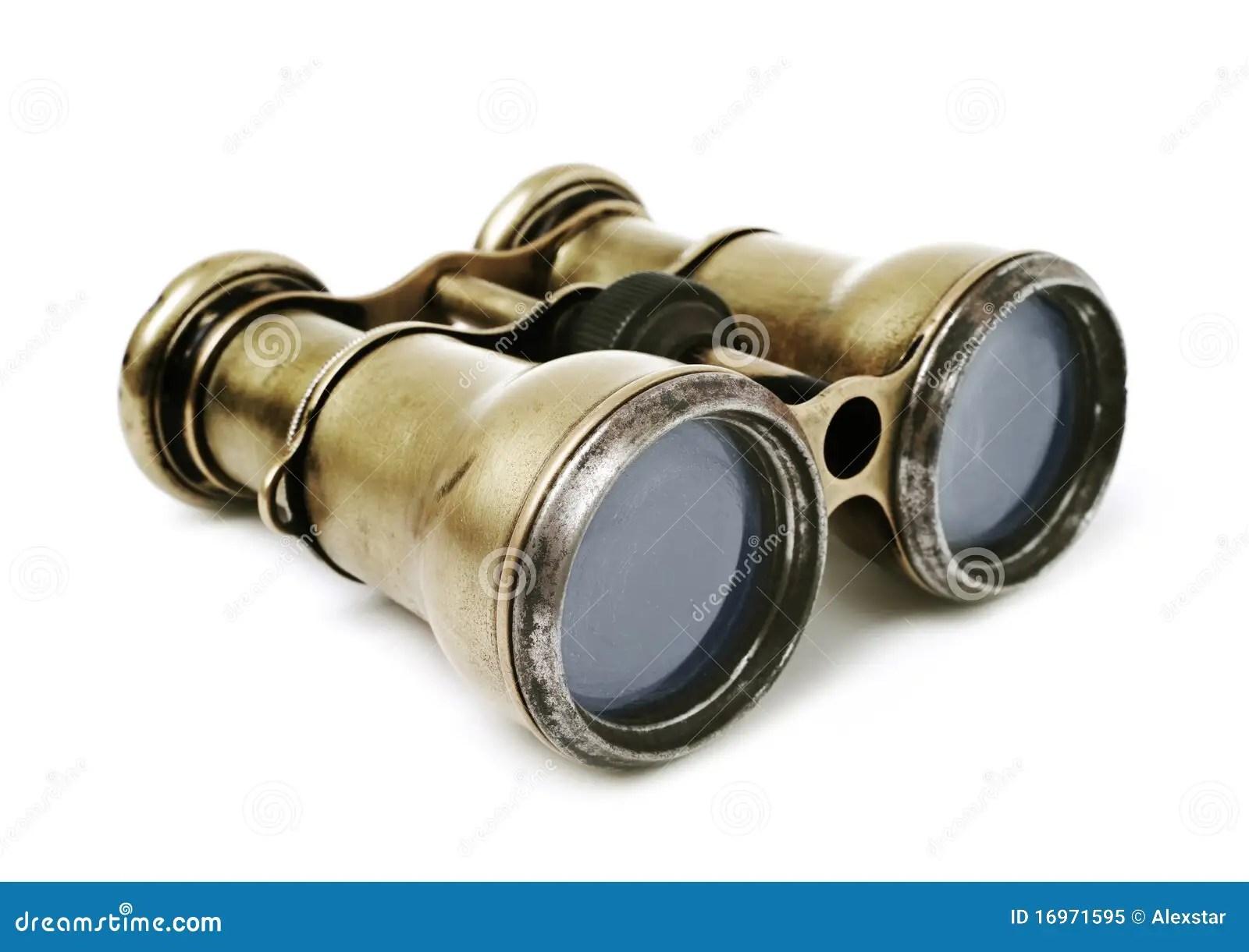 Old Binoculars Royalty Free Stock Photo Image 16971595