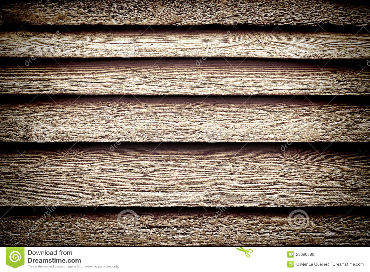 Old Distressed Wood Clapboard Grunge Background Stock
