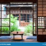 Old Japanese Houses Interior Famous Cafe Melon Bun Shop Of Hida Editorial Photography Image Of Countryside House 129090147