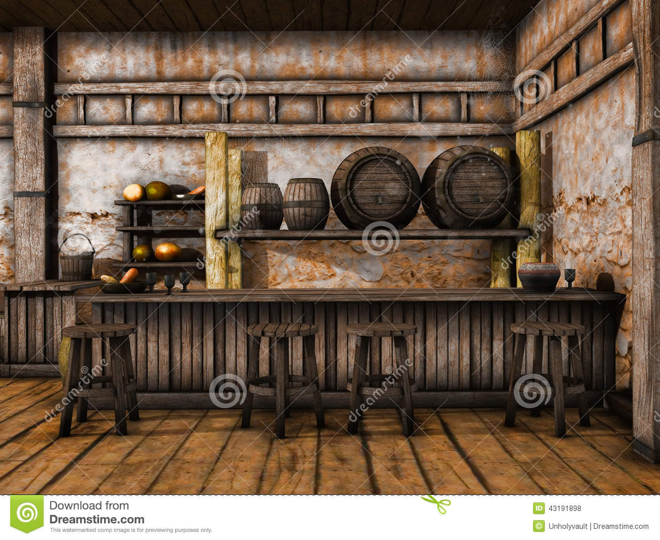 Bar Interior Design New York