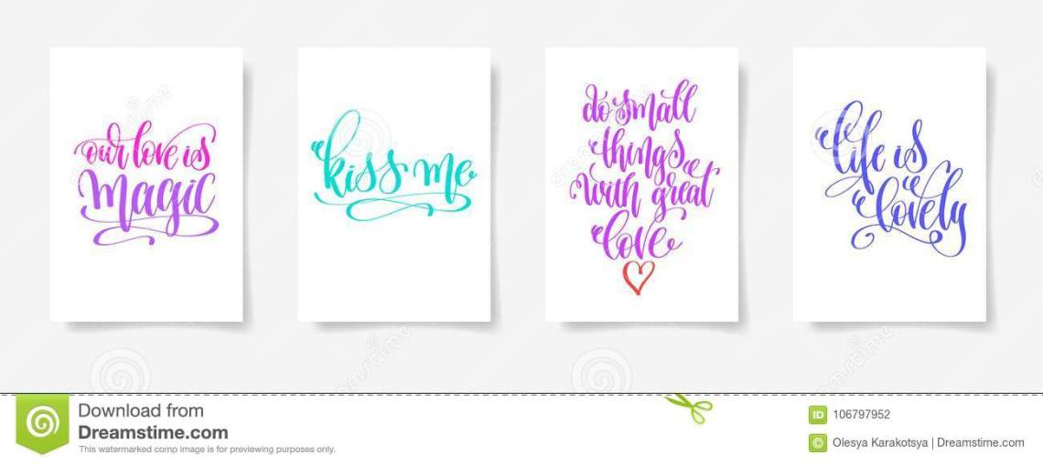 Download Our Love Is Magic, Kiss Me, Do Small Things With Great ...