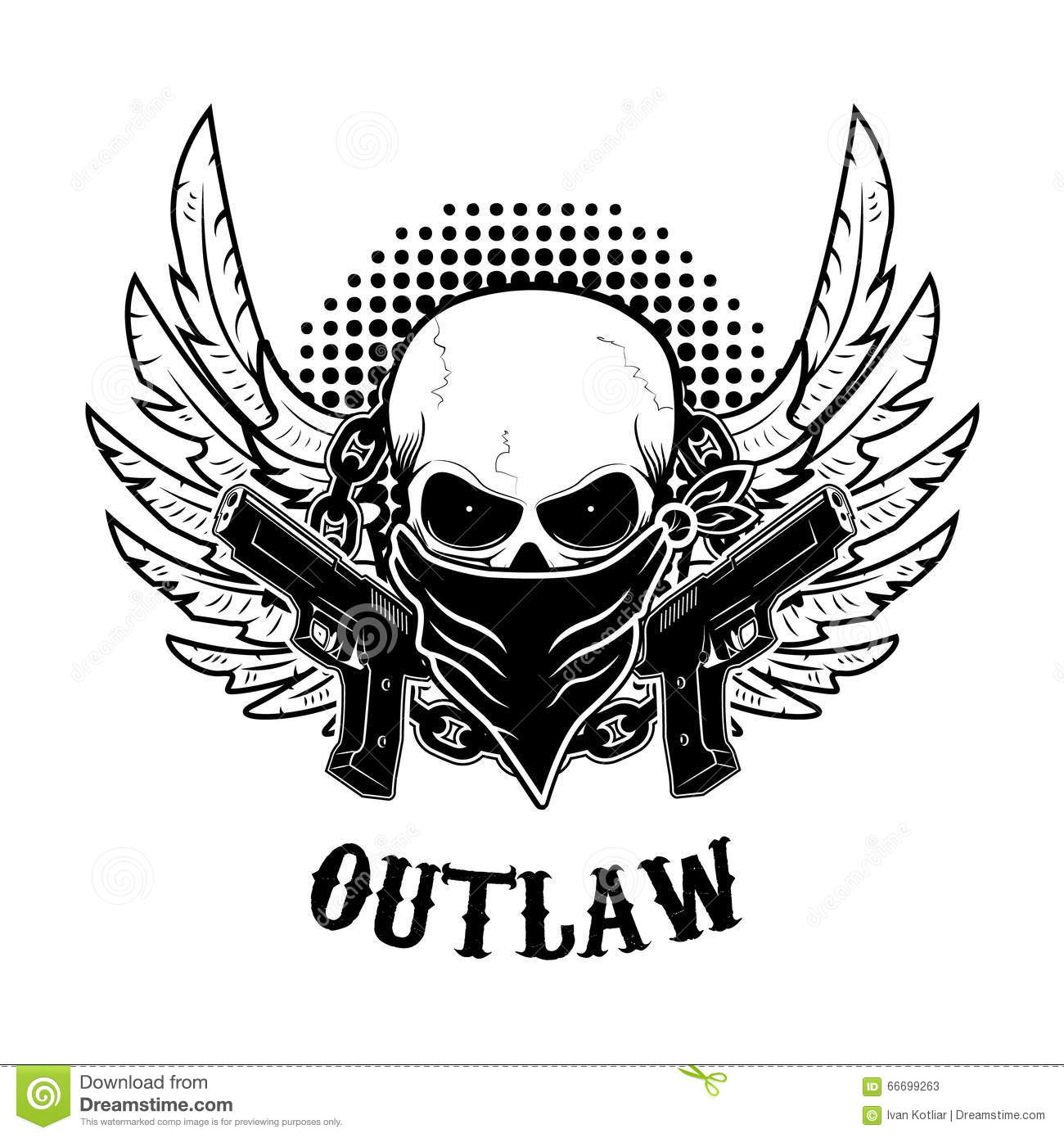Outlaw Cartoons Illustrations Amp Vector Stock Images