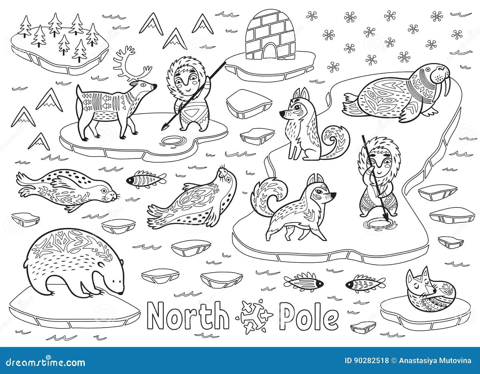 Eskimos Cartoons Illustrations Amp Vector Stock Images