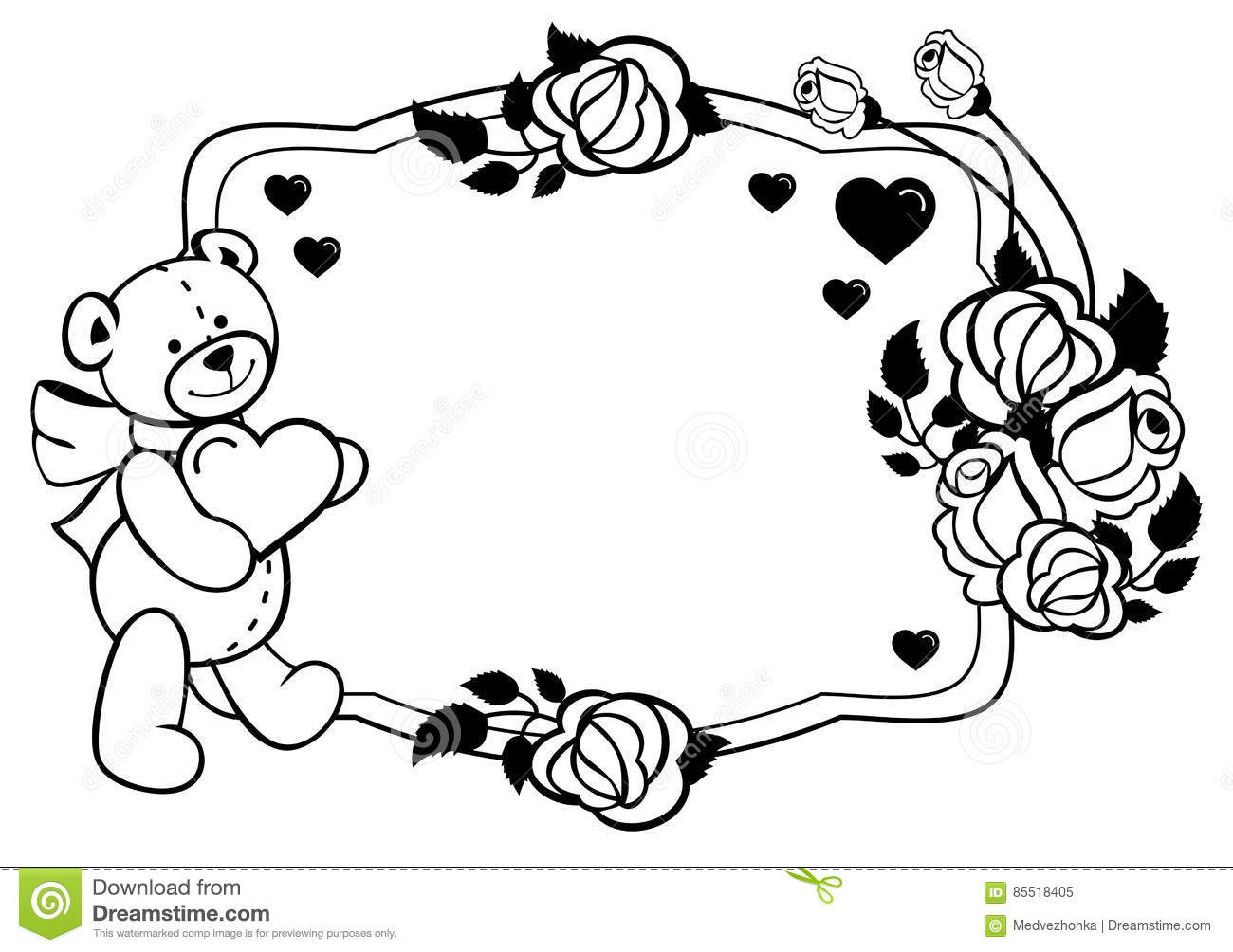 M Brain Labeling And Coloring Coloring Pages