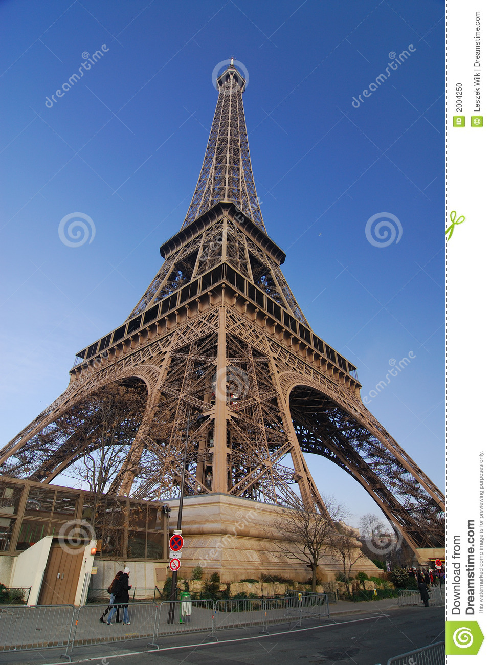 Not planning on making it to paris this year? Paris tour Eiffel stock photo. Image of blue, park, tower ...