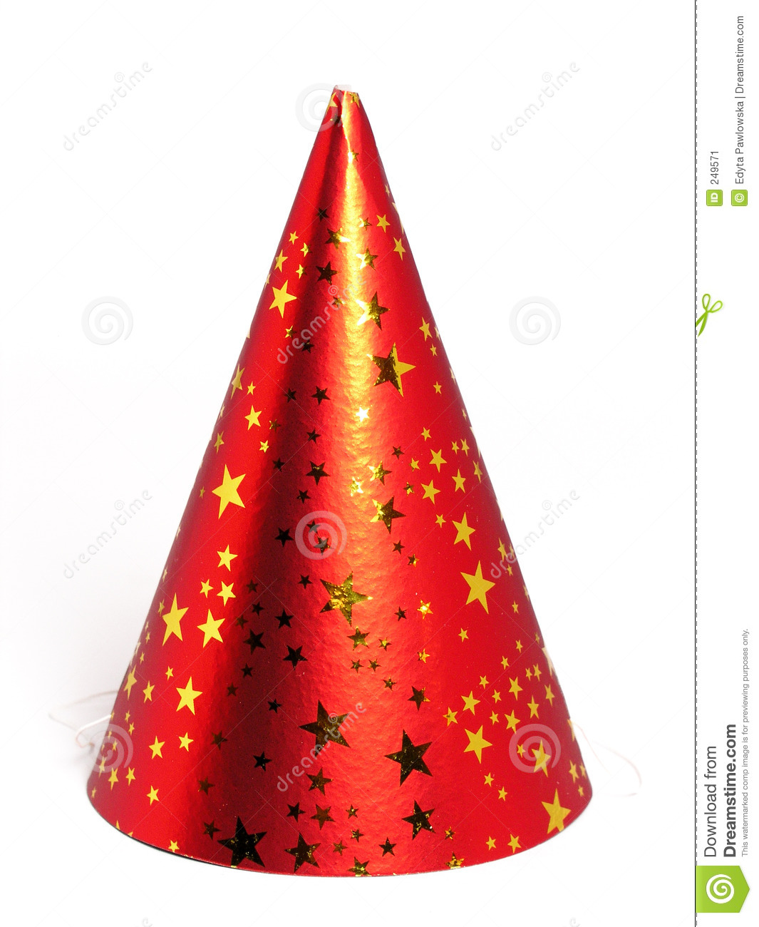 Party Hat Stock Image Image 249571