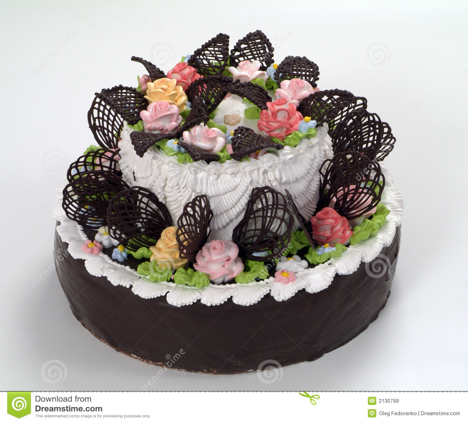 Pastries Cake Tasty Sweet Stock Image