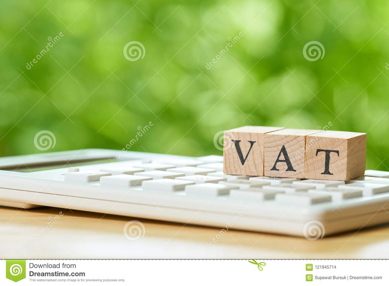 Pay Annual Income Vat For The Year On Calculator Using As