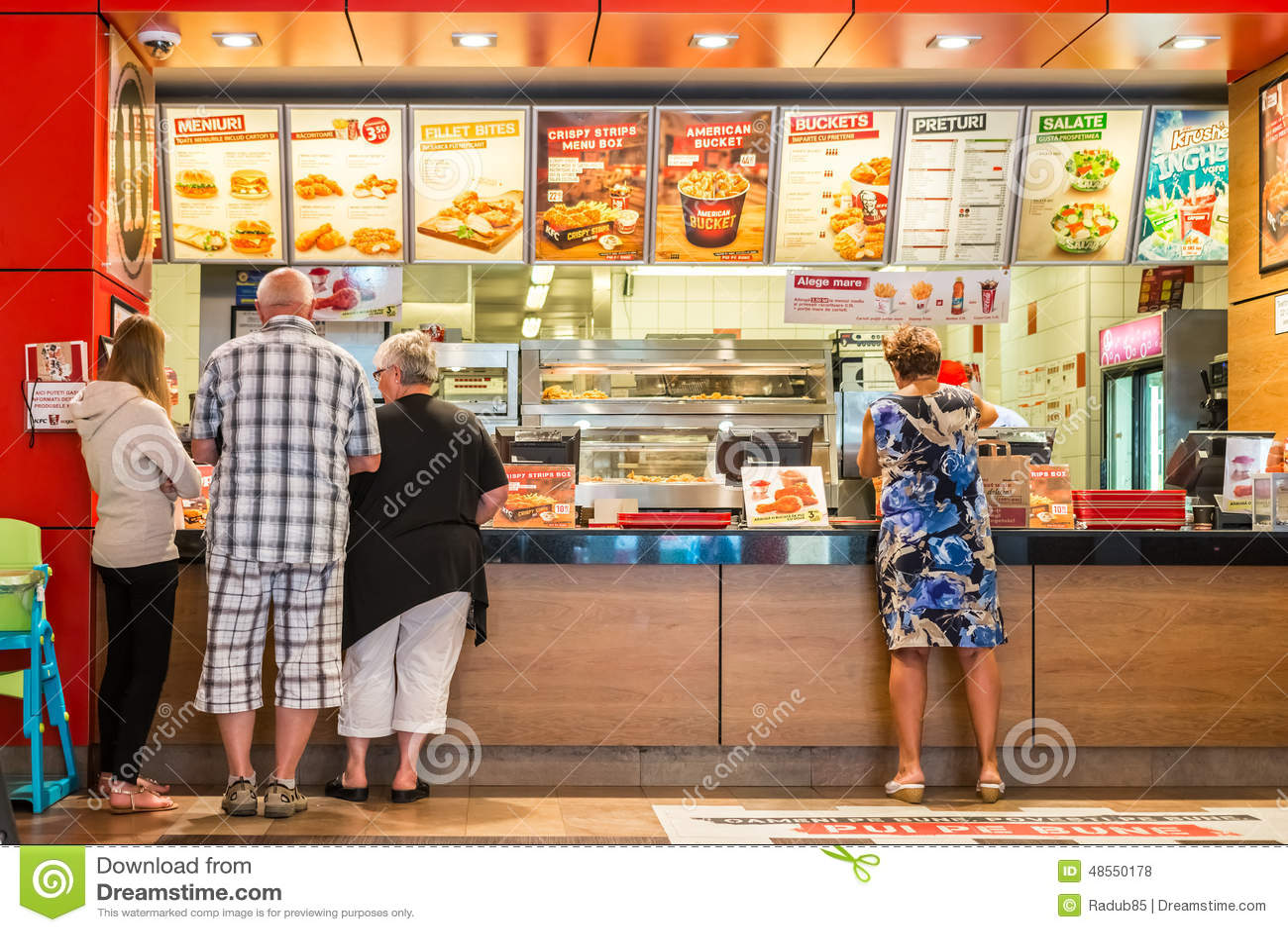 Fast Food Restaurants 93703