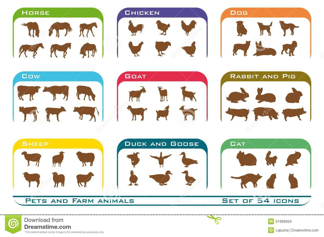 Chickens Rabbits Worksheet
