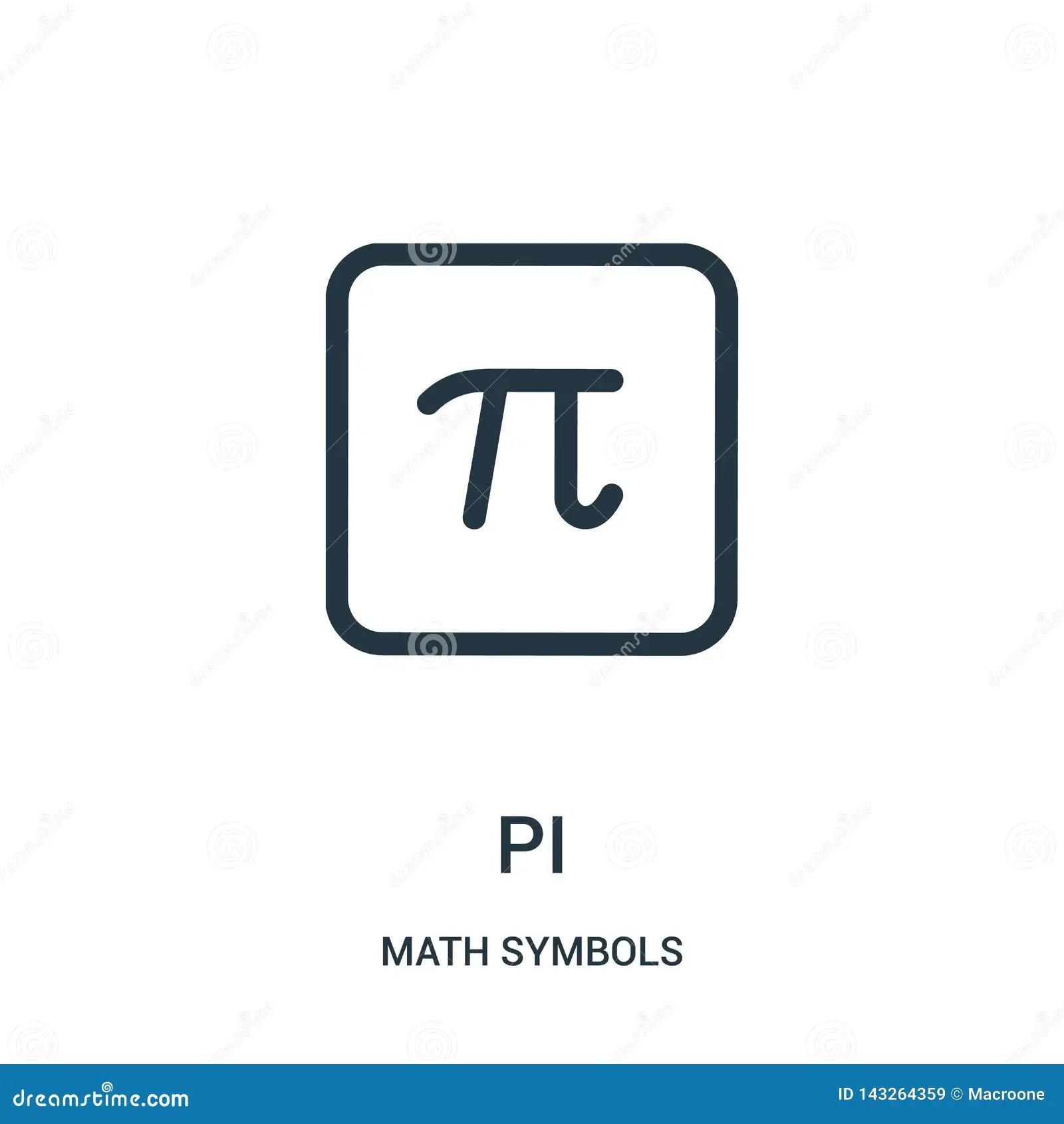 Number Mathematics Cartoon Vector