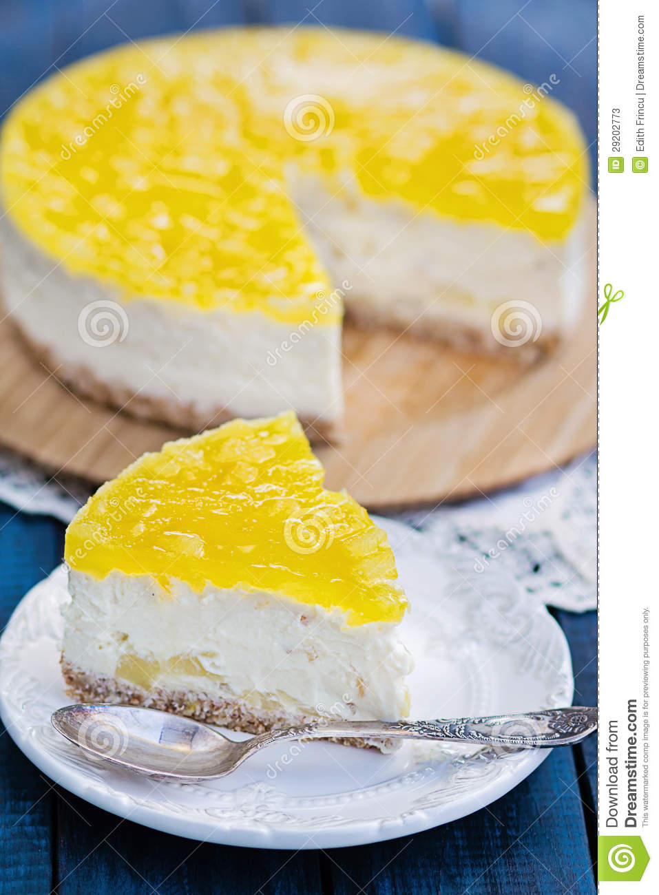 Bake Pineapple Cake