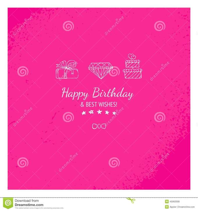 Happy Birthday Gift Card Message Letternew