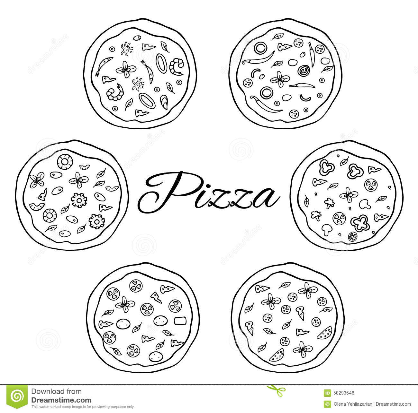 No Pizza You