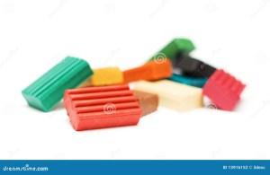 Plasticine Stock Photography  Image: 13916152