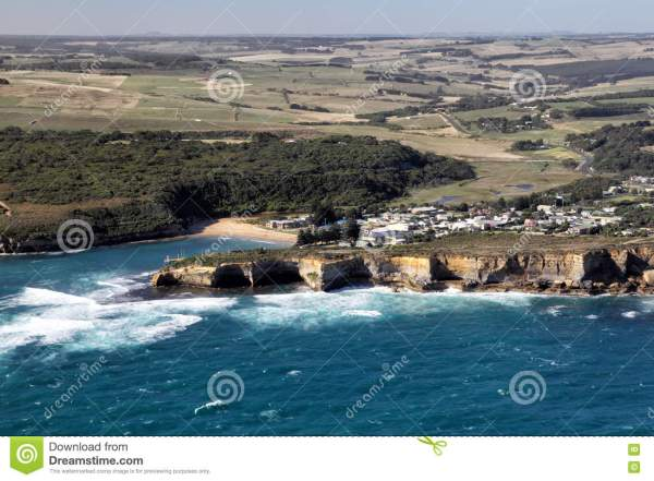 Port Campbell Stock Photo - Image: 71182700